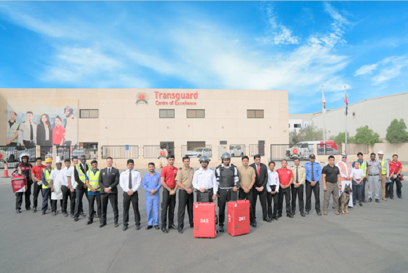Transguard's continued business growth in Abu Dhabi